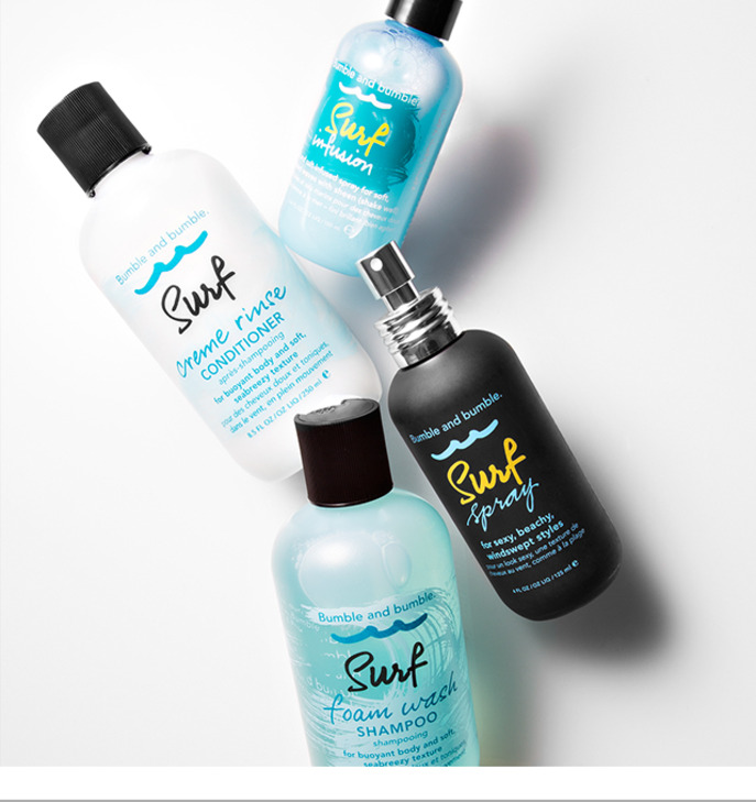 HAIR AND NOW: BUMBLE AND BUMBLE'S SURF INFUSION