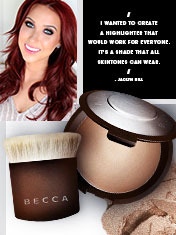 CAMEO: JACLYN HILL ON HER COLLABORATION WITH BECCA COSMETICS