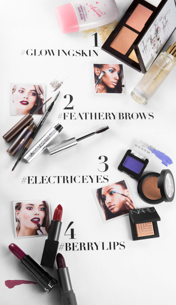 FRONT/CENTER: #TRENDINGATSEPHORA