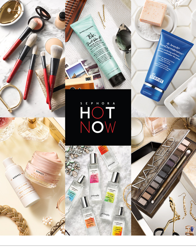 SEPHORA HOT NOW: THE BEST NEW SUMMER BEAUTY