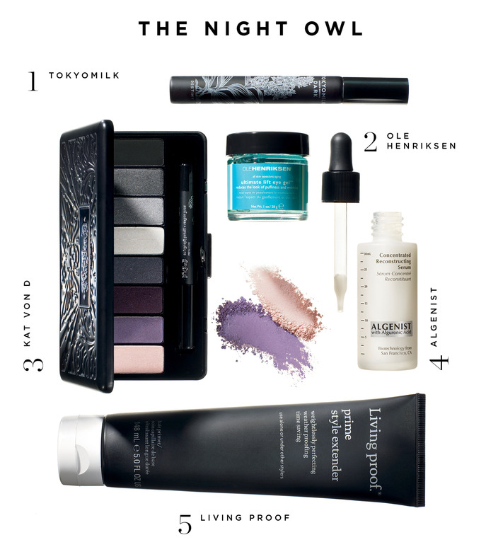 Sephora Holiday Gift Guide: The Night Owl