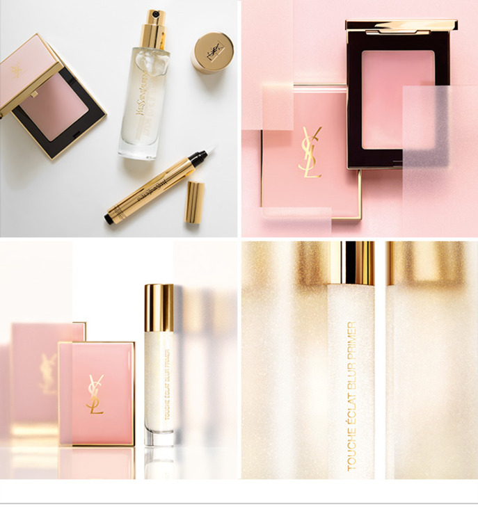 SPOT IT: YVES SAINT LAURENT TOUCHE ÉCLAT BLUR PRIMER AND PERFECTOR
