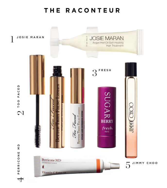 Sephora Holiday Gift Guide: The Raconteur