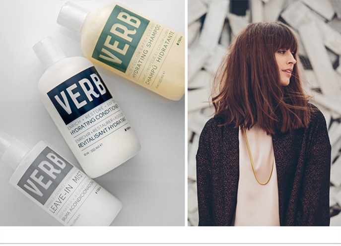 ZOOM IN: VERB HAIR PRODUCTS