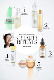 #TRENDINGATSEPHORA: THE K-BEAUTY RITUALS OF ALICIA YOON