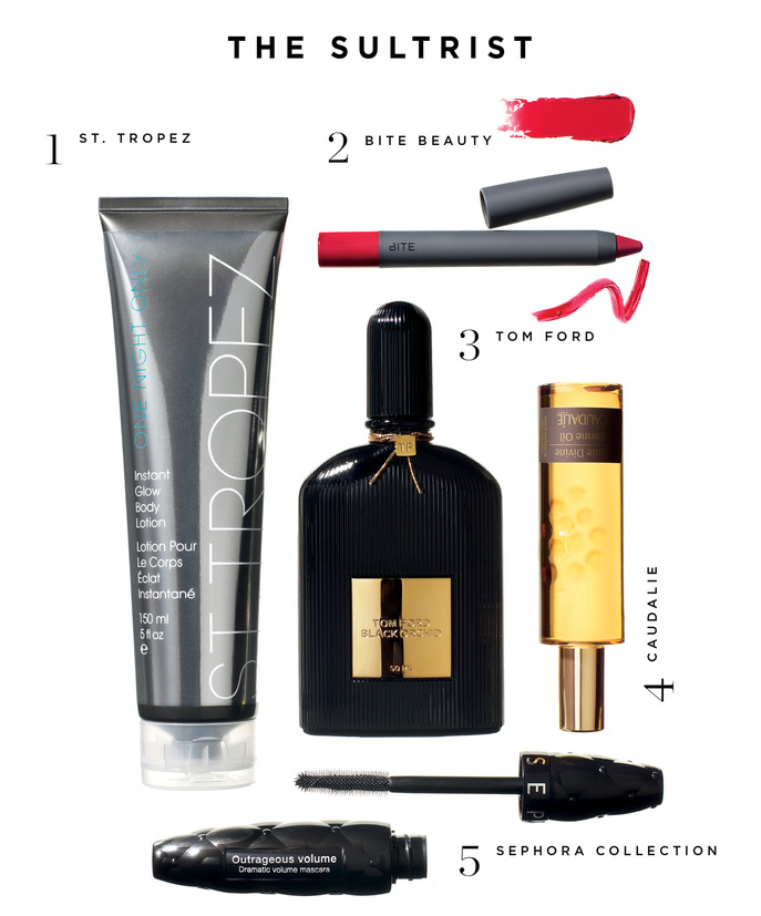 Sephora Holiday Gift Guide: The Sultrist