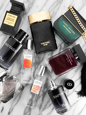 MULTIPLICITY: NEW FALL FRAGRANCES