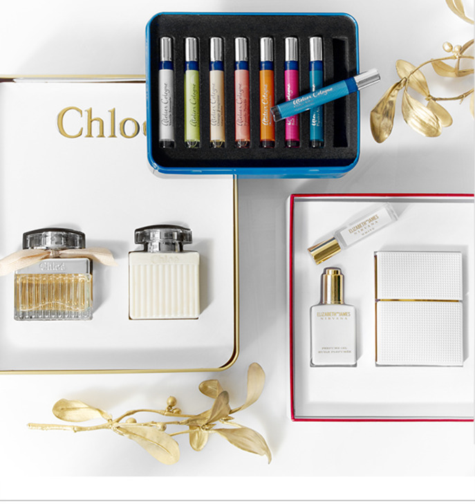 MULTIPLICITY: HOLIDAY FRAGRANCE GIFT SETS