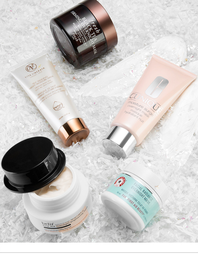 HIGH FIVE: OVERNIGHT MASKS