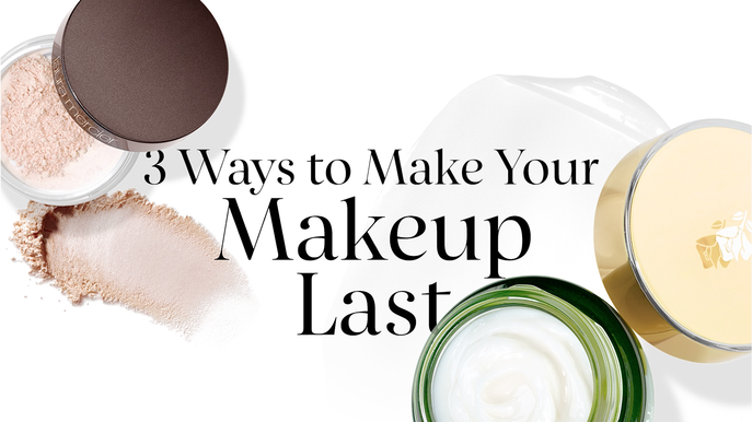 VIDEO: HOW TO MAKE YOUR MAKEUP LAST