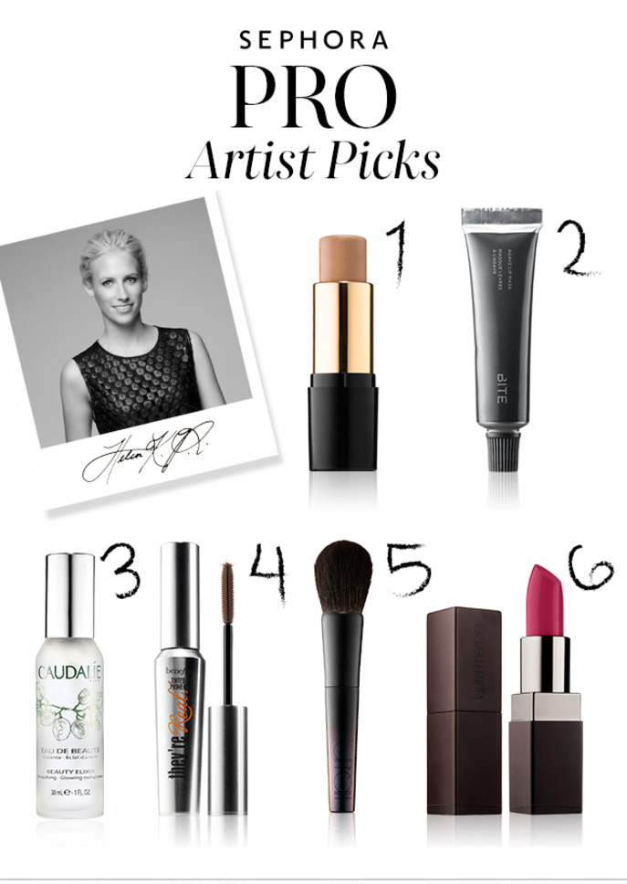 SEPHORA PRO ARTIST PICKS: WINTER BEAUTY