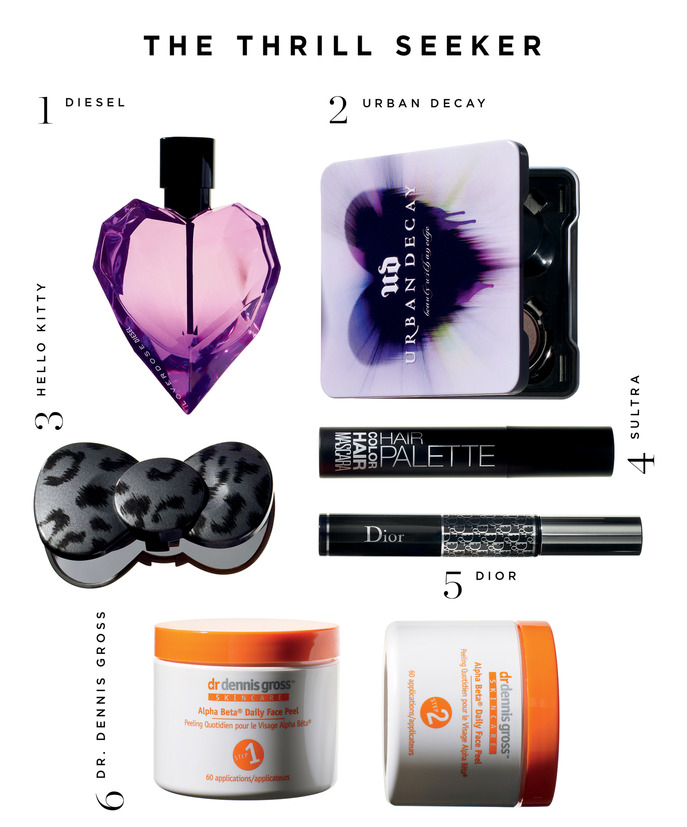 Sephora Holiday Gift Guide: The Thrill Seeker