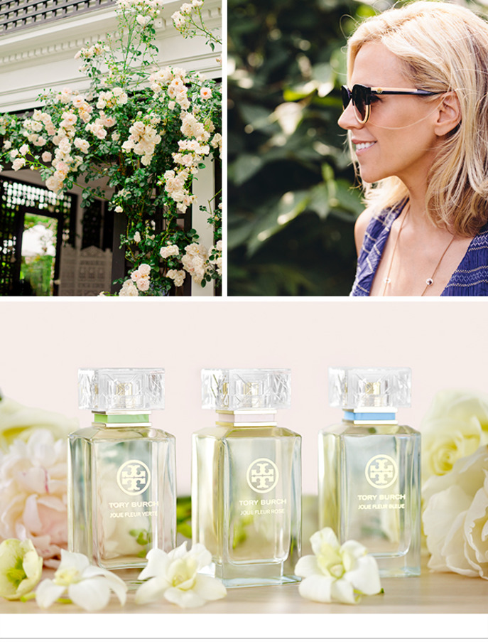 QUIZ: WHICH TORY BURCH JOLIE FLEUR SCENT IS RIGHT FOR YOU?