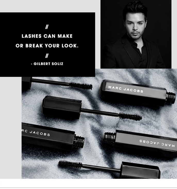 SPOT IT: MARC JACOBS BEAUTY VELVET NOIR MASCARA