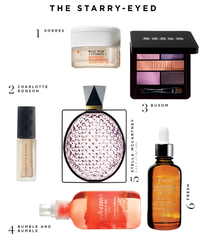 Sephora Holiday Gift Guide: The Starry-Eyed