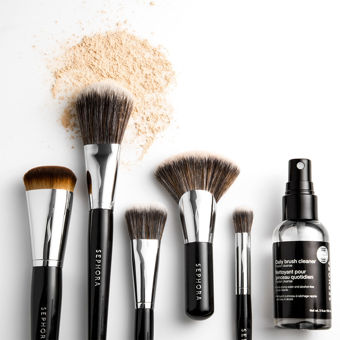 VIDEO: FOUNDATION BRUSHES 101
