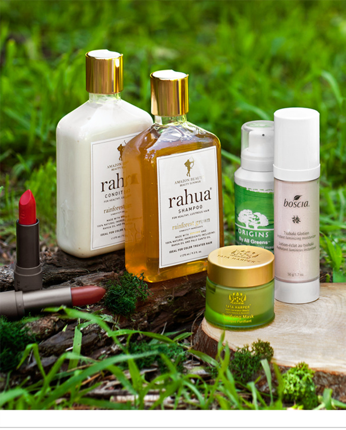 HIGH FIVE: EARTH DAY BEAUTY