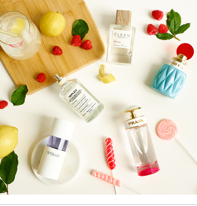 MULTIPLICITY: SUMMER FRAGRANCES