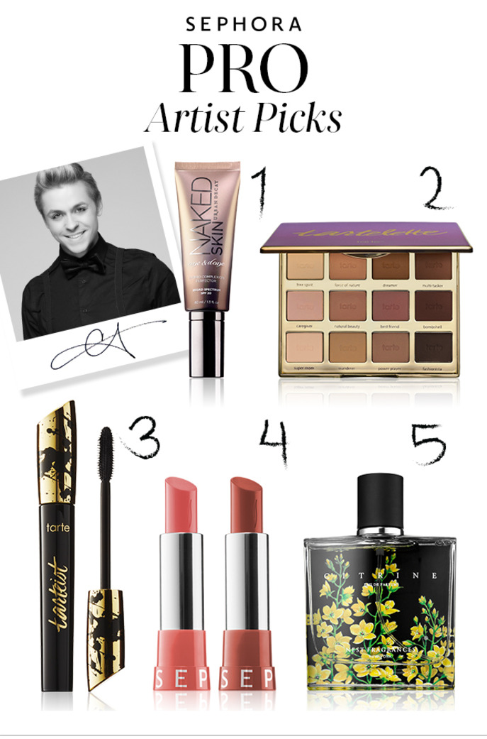 SEPHORA PRO ARTIST PICKS: POST-GRADUATION BEAUTY