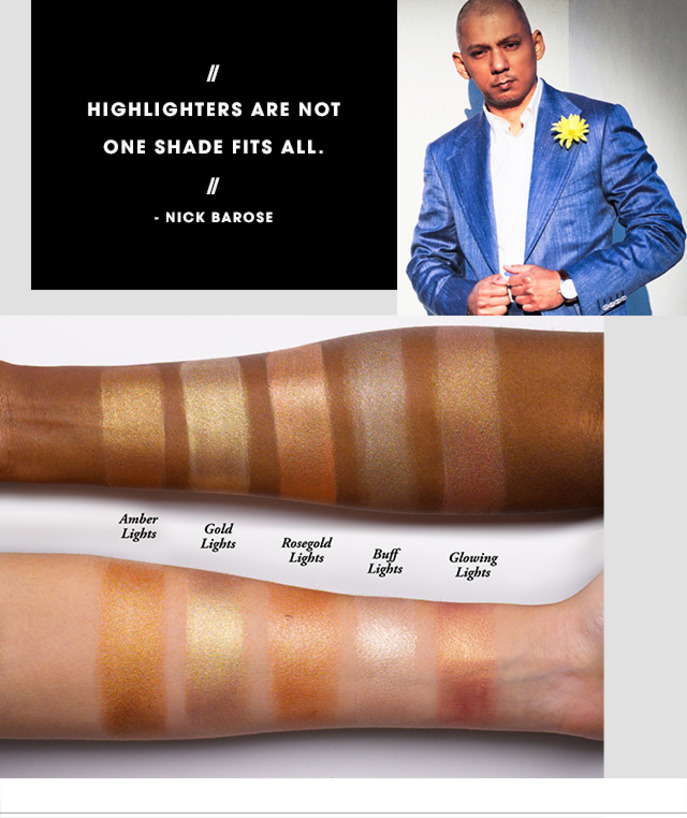 THE TIP-OFF: HIGHLIGHTING FOR DEEP SKINTONES
