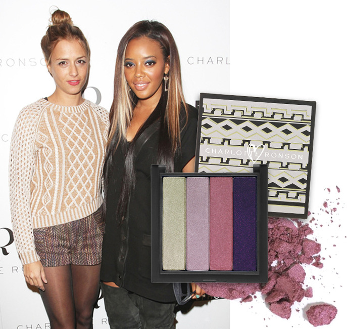Spot It: Charlotte Ronson All Eye Need Eyeshadow Palette in Angela