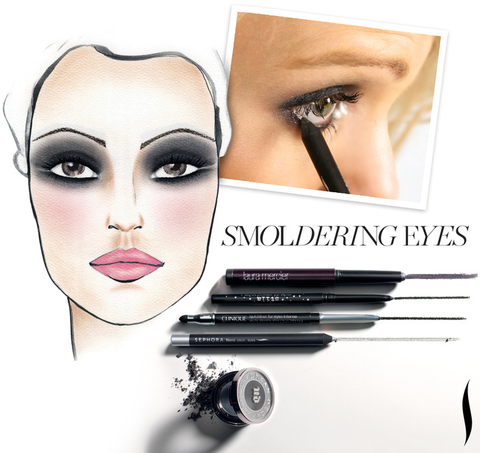 Making Faces: Four Steps to Extraordinary Smoky Eyes