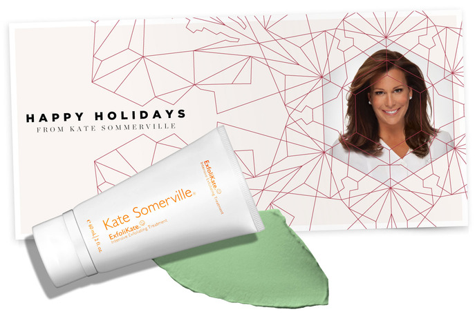 HOLIDAY INSIDER: HAPPY HOLIDAYS FROM KATE SOMERVILLE