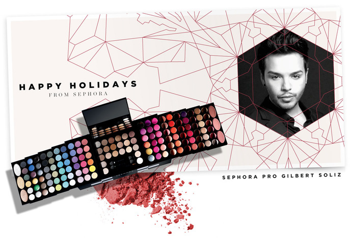 HOLIDAY INSIDER: HAPPY HOLIDAYS FROM SEPHORA