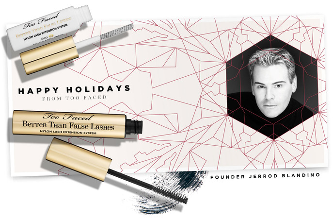 Holiday Insider: HAPPY HOLIDAYS FROM TOO FACED