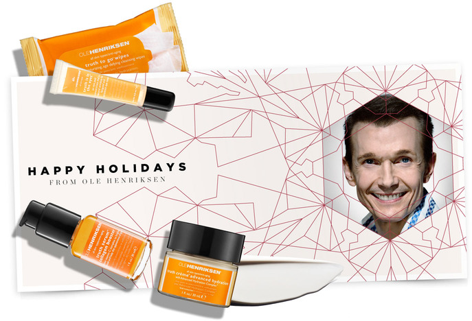 Holiday Insider: HAPPY HOLIDAYS FROM OLE HENRIKSEN