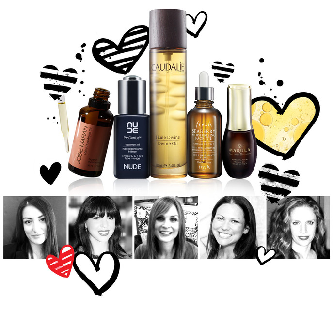 P.O.B.: SEPHORA STAFF PUT 5 BEAUTY OILS TO THE TEST
