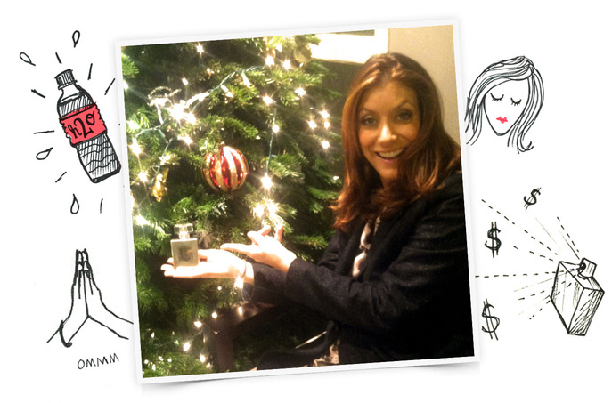 Kate Walsh Talks Holiday Beauty