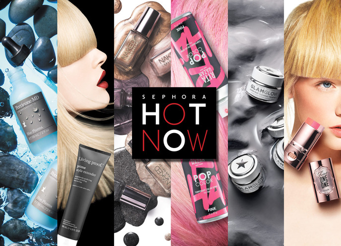 Hot Now: Inside Sephora Hot Now