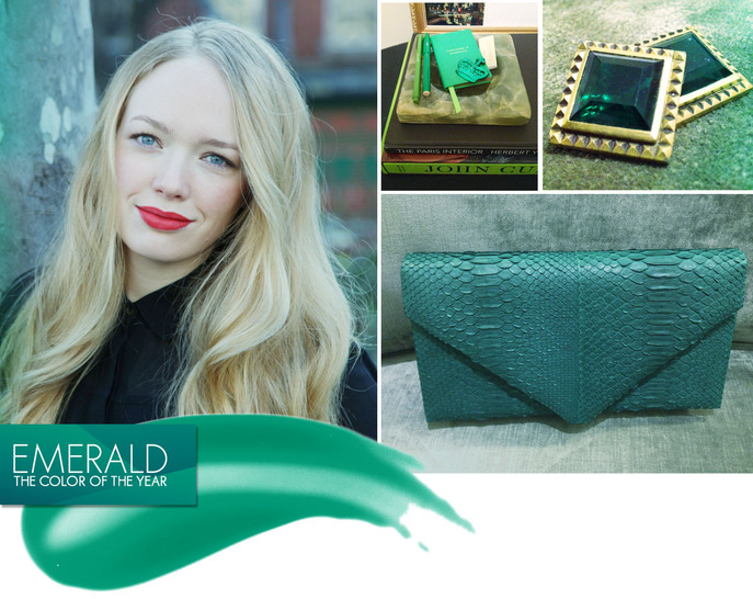 Emerald Carroll on Emerald
