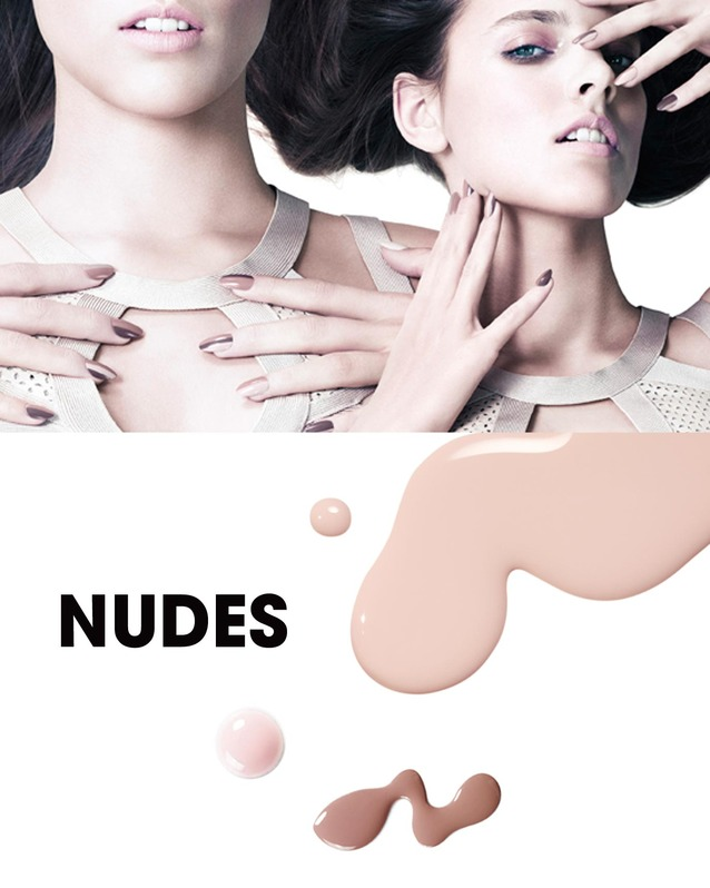 JOIN THE DIY REVOLUTION: NUDE NAILS