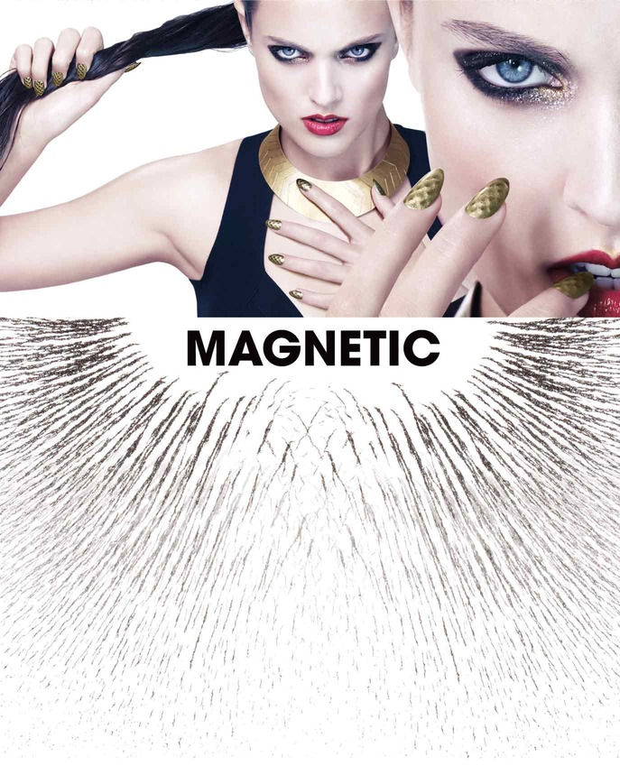 JOIN THE DIY REVOLUTION: MAGNETIC NAILS