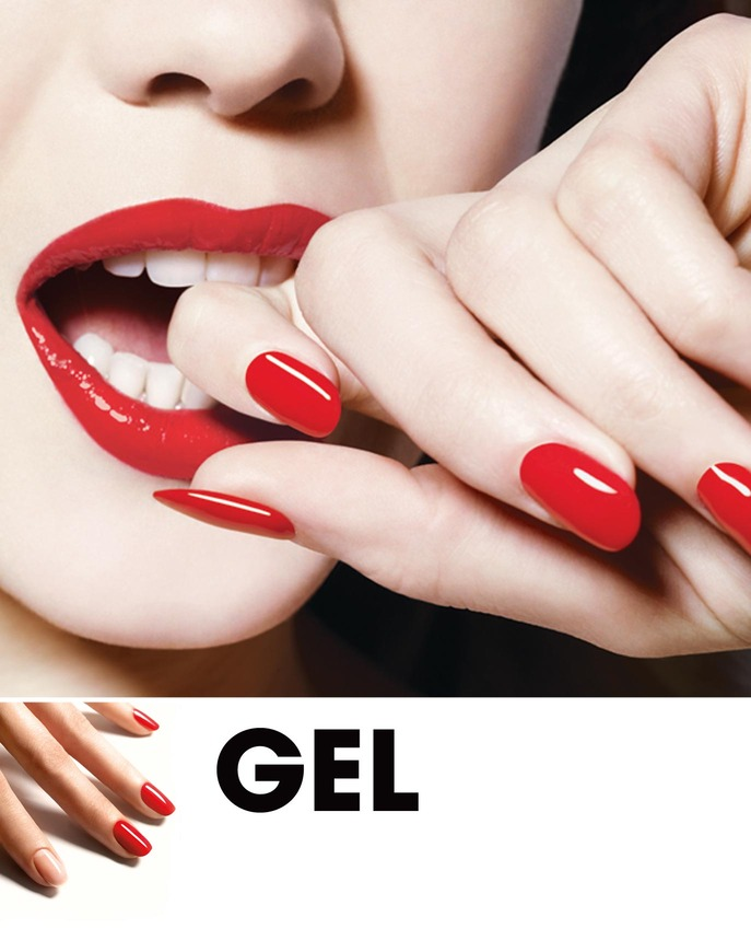 JOIN THE DIY REVOLUTION: GEL NAILS