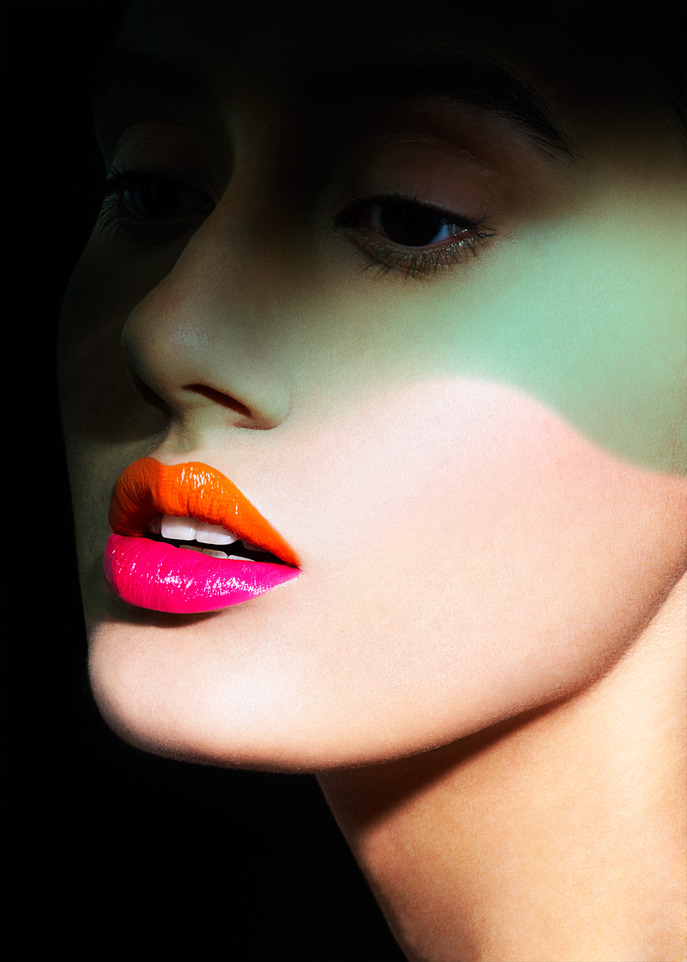 THE TIP-OFF: FUTURISTIC OMBRE WITH OCC LIP TARS