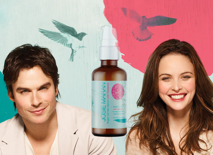 SWEET CHARITY: THE JOSIE MARAN MODEL CITIZEN CAMPAIGN