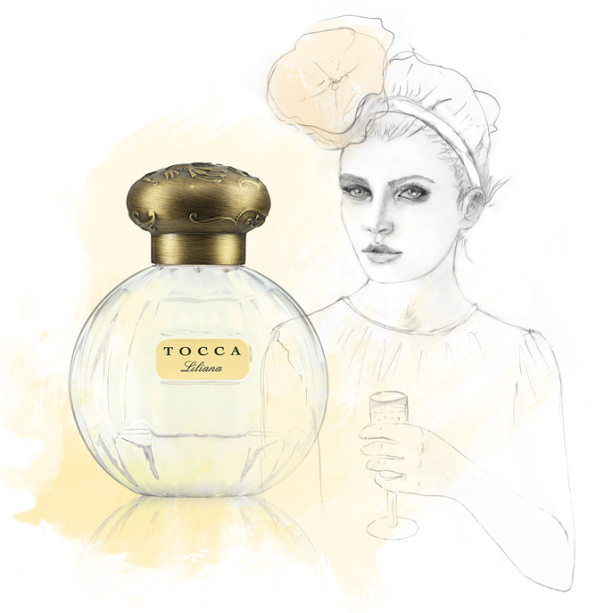 CAMEO: TOCCA'S KATHRYN BEATON ON THE NEW SCENT, LILIANA