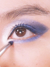 VIDEO: VIVID SMOKY EYES WITH LA MAISON DE COLOR VISION – MAJESTIC COBALT