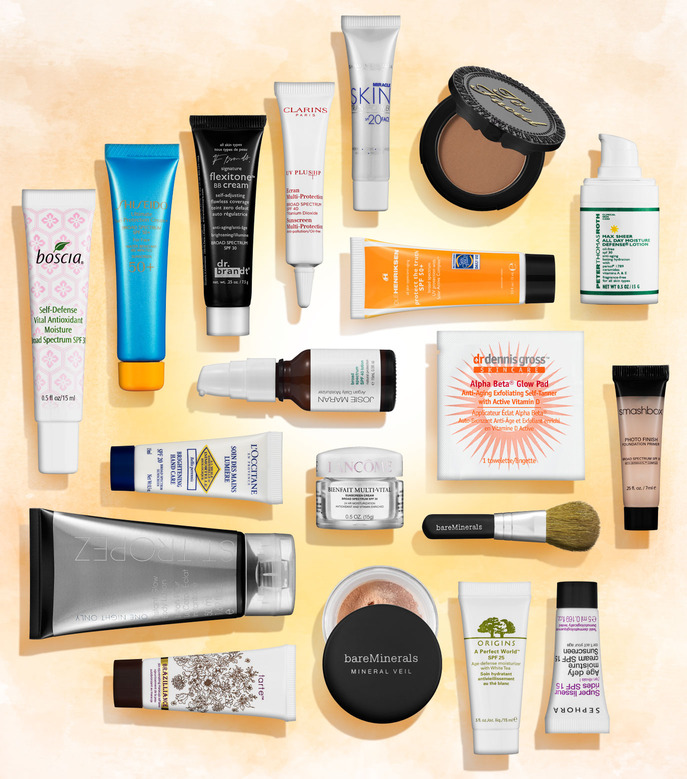 X-RAY: SEPHORA FAVORITES SUN SAFETY KIT