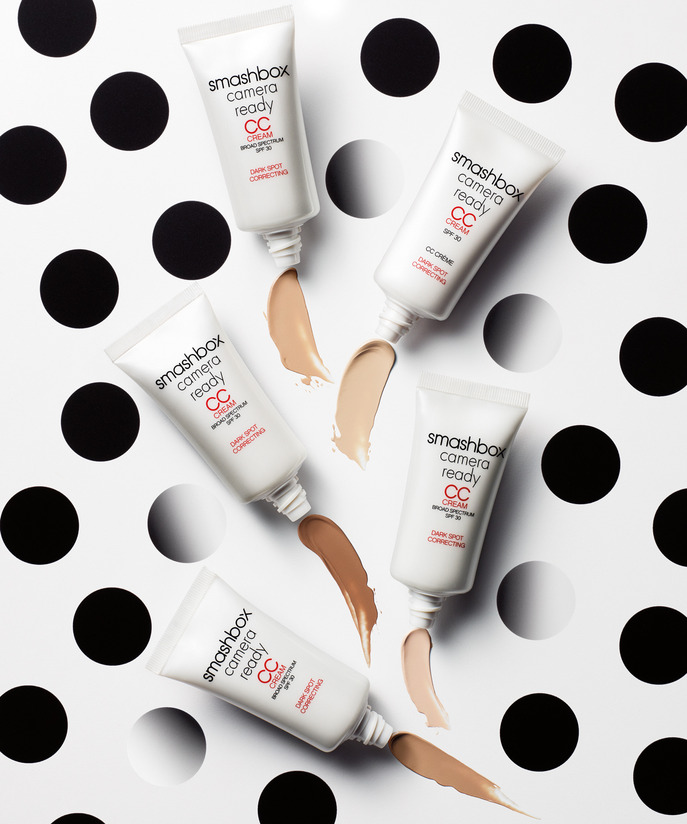 SEPHORA HOT NOW VOLUME 5: SMASHBOX CAMERA READY CC CREAM SPF 30