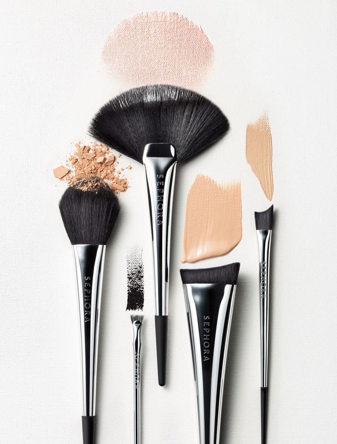 SEPHORA HOT NOW VOLUME 5: SEPHORA COLLECTION PRO VISIONARY BRUSHES