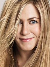 FRONT/CENTER: JENNIFER ANISTON ON LIVING PROOF