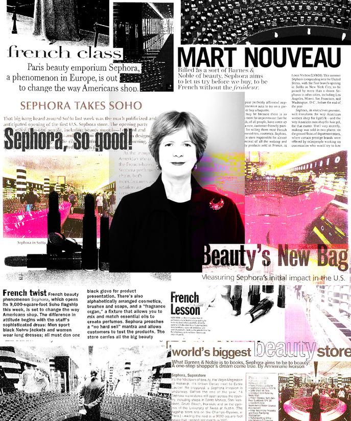 NOTES FROM THE EPICENTER: SEPHORA'S PAULINE ROOTHMAN