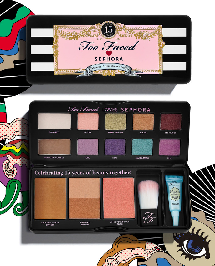 X-RAY: TOO FACED LOVES SEPHORA