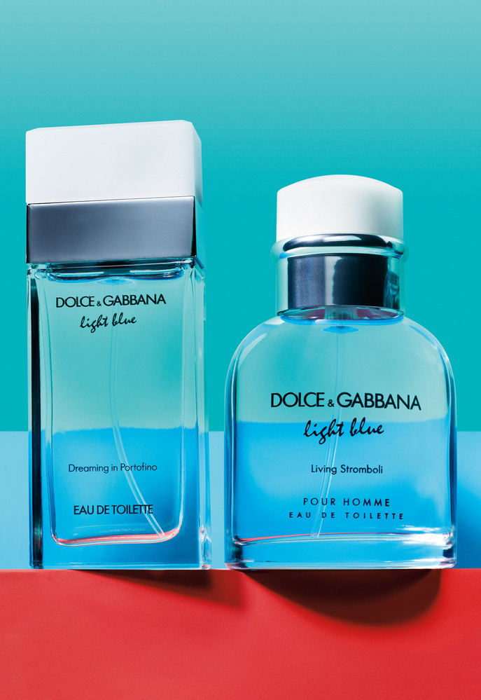 SEPHORA HOT NOW VOLUME 6: DOLCE&GABBANA LIGHT BLUE SUMMER