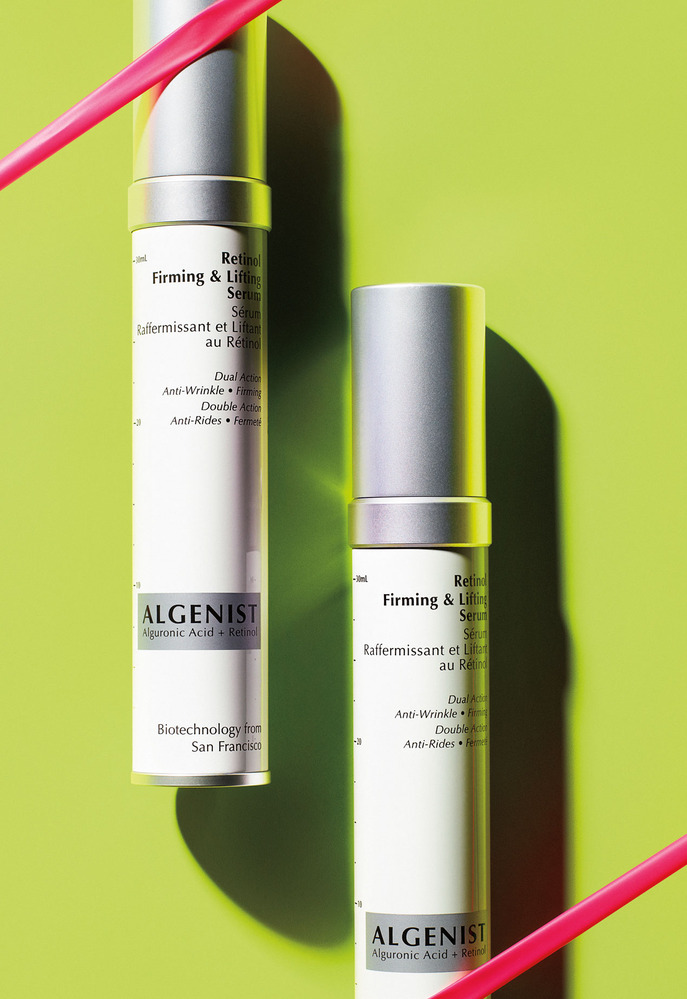 SEPHORA HOT NOW VOLUME 6: ALGENIST RETINOL FIRMING & LIFTING SERUM