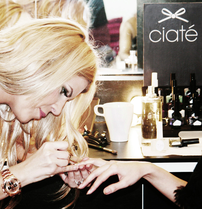 THE PROFESSIONAL: CIATÉ FOUNDER AND CREATIVE DIRECTOR CHARLOTTE KNIGHT